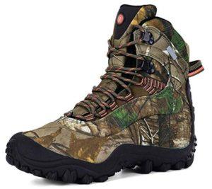 women's camo hunting boots