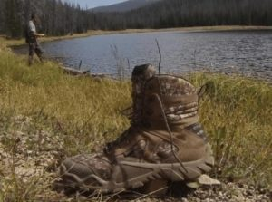 best camo hunting boots