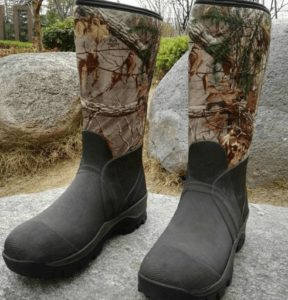 best slip on hunting boots