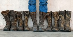 best all leather hunting boots