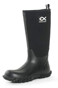 best hunting gumboots