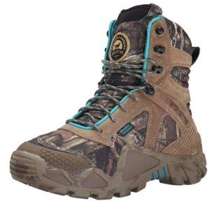 warmest womens hunting boots