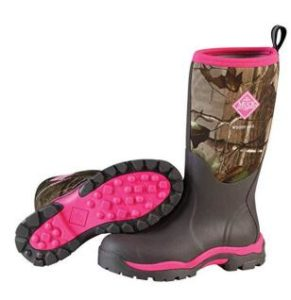 womens camo waterproof boots