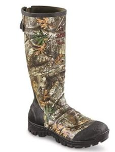 best rubber boots for bow hunting