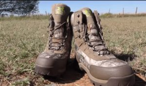 hot weather hunting boots