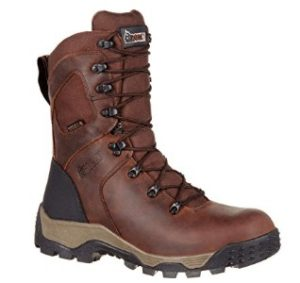 mens tall leather hunting boots