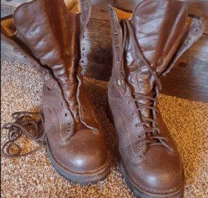 leather upland hunting boots