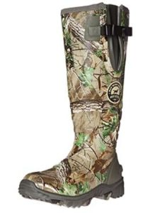 uninsulated waterproof hunting boots