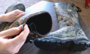 uninsulated gore tex hunting boots