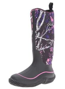 knee high rubber hunting boots