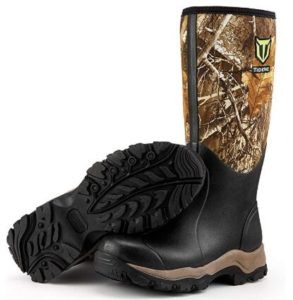 rubber hunting boots reviews