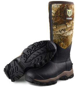 knee high insulated hunting boots