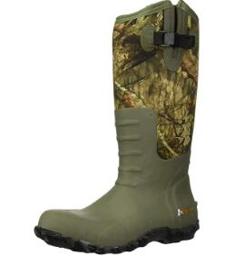 most comfortable rubber boots