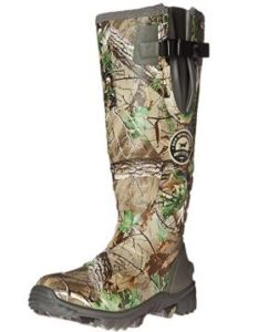 top rated rubber hunting boots
