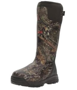 insulated rubber hunting boots reviews