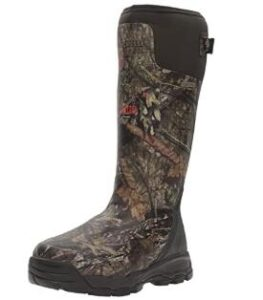 mens rubber boots wide width