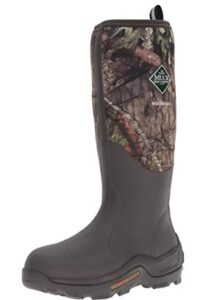 most comfortable rubber hunting boots