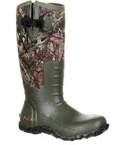 comfortable rubber boots
