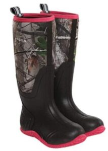 womens camo insulated boots