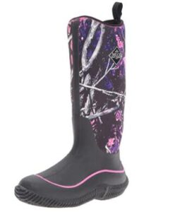 womens rubber insulated hunting boots