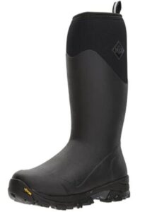 insulated rubber hunting boots for mens and womens