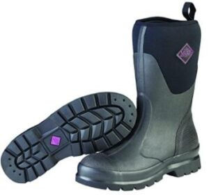 insulated rubber hunting boots
