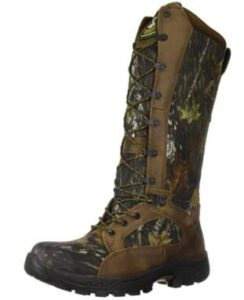 knee high leather hunting boots