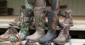 properly fit hunting boots
